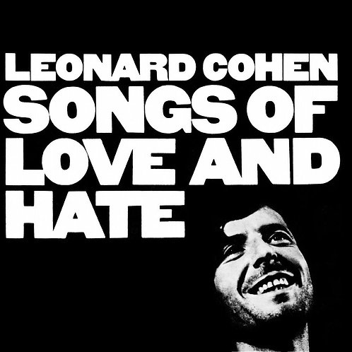 LEONARD COHEN LP Songs Of Love And Hate