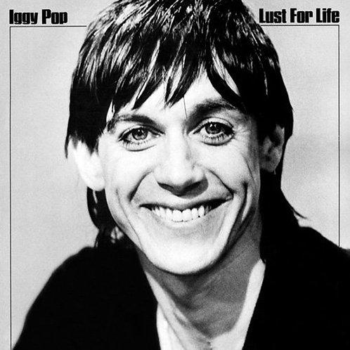 IGGY POP LP Lust For Life (Purple Coloured Vinyl)