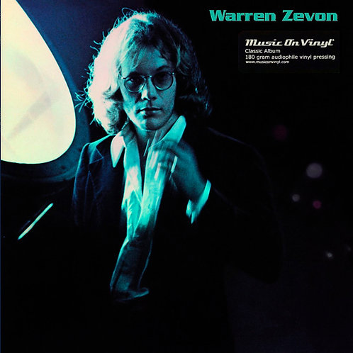 WARREN ZEVON LP Warren Zevon (180 gram audiophile vinyl)