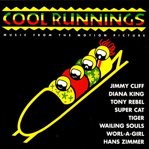 VARIOUS CD Cool Runnings (Music From the Motion Picture)