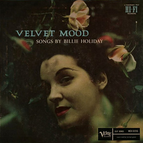 BILLIE HOLIDAY LP Velvet Mood