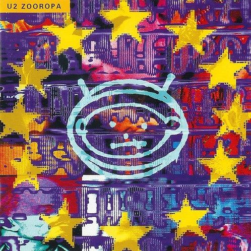 U2 LP Zooropa (Purple Coloured Vinyl)