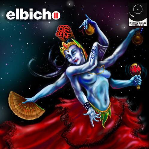 ELBICHO 2xLP+CD Elbicho II