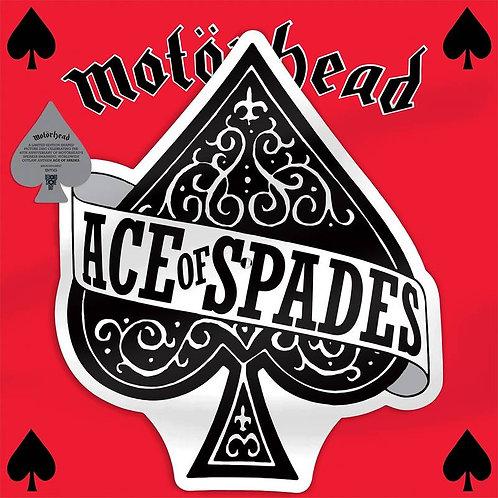 MOTORHEAD MAXI-LP Ace of Spades / Dirty Love (RSD Drops 2020)