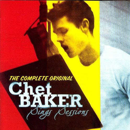 CHET BAKER CD The Complete Original Chet Baker Sings Sessions