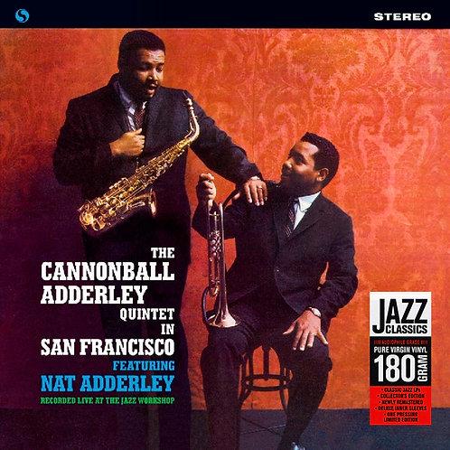 CANNONBALL ADDERLEY LP In San Francisco (180 Gram Audiophile Vinyl)