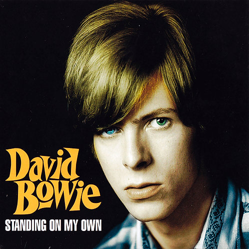 DAVID BOWIE CD Standing On My Own