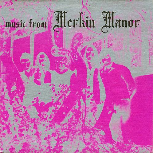 MERKIN CD Music From Merkin Manor + Bonus Tracks