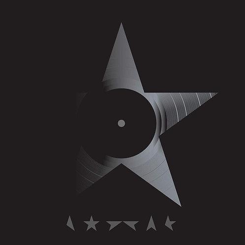DAVID BOWIE LP Blackstar