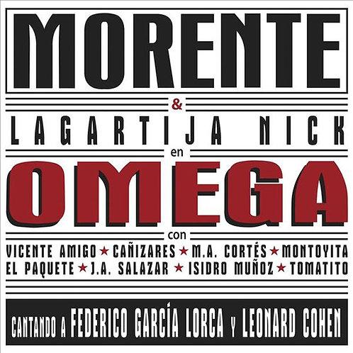 MORENTE & LAGARTIJA NICK CD Omega