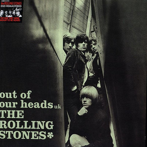 ROLLING STONES LP Out Of Our Heads UK (DSD Remastered)