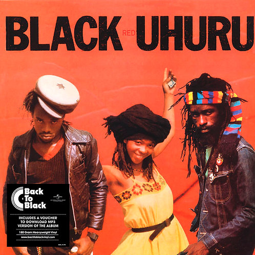 BLACK UHURU LP Red (180 gram)