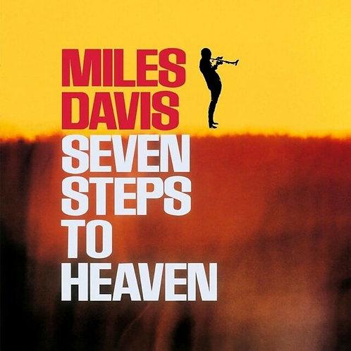 MILES DAVIS LP Seven Steps To Heaven