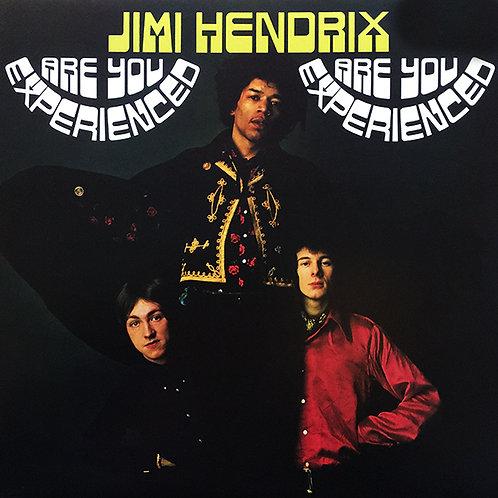 JIMI HENDRIX LP Are You Experienced (Bahamas Edition)
