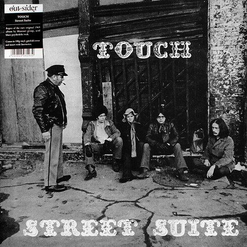 TOUCH LP Street Suite (180 Gram Heavyweight Vinyl)