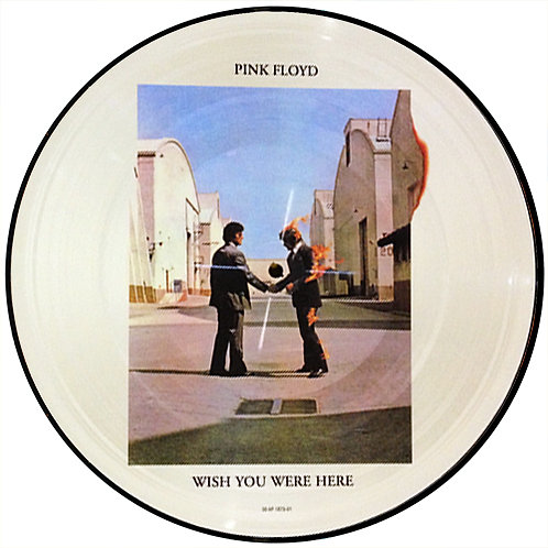 PINK FLOYD LP Wish You Were Here (Picture Disc)