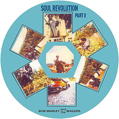 BOB MARLEY LP Soul Revolution Part II (Picture Disc)