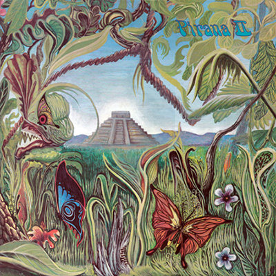 PIRANA CD Pirana II (1972) Australian Latin Rock