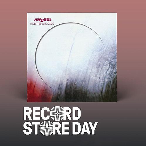 THE CURE LP Seventeen Seconds Picture Disc (RSD Drops 2020)