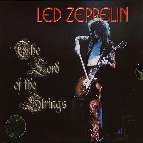 LED ZEPPELIN BOX SET 6xCD The Lord Of Strings
