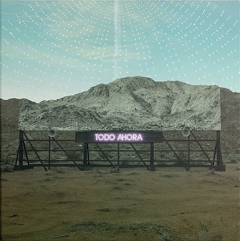 ARCADE FIRE LP Everything Now - Todo Ahora (Spanish Cover Edition)