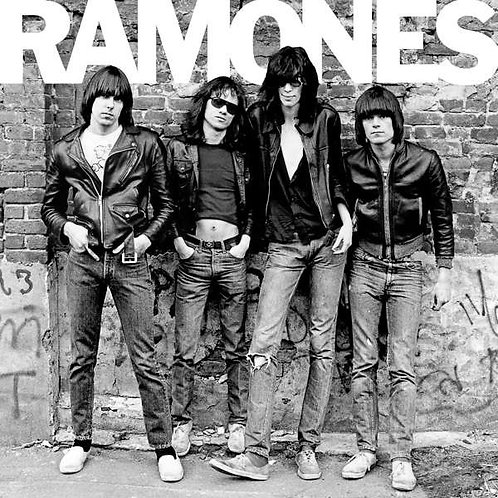 RAMONES LP Ramones (Remastered 180 Grams)