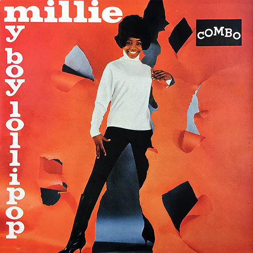 MILLIE LP My Boy Lollipop