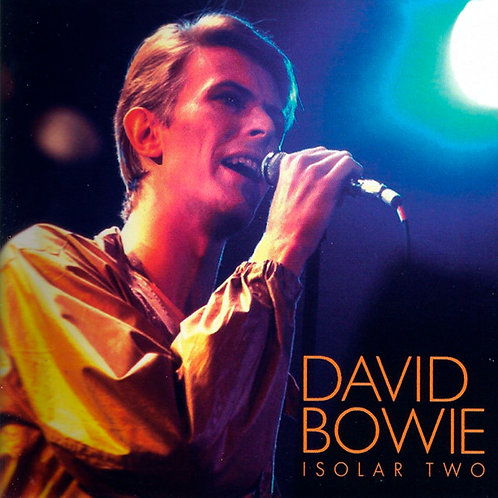 DAVID BOWIE 2XCD Isolar Two