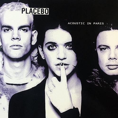 PLACEBO LP Acoustic In Paris (Blue Coloured Vinyl)