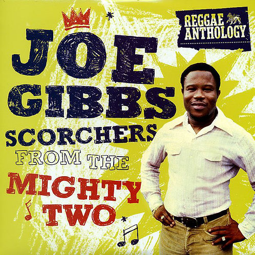 JOE GIBBS 2xLP Scorchers From The Mighty Two