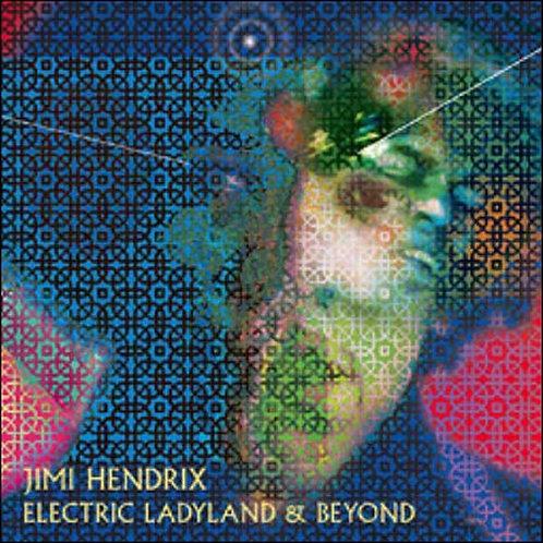 JIMI HENDRIX 2xCD Electric Ladyland & Beyond