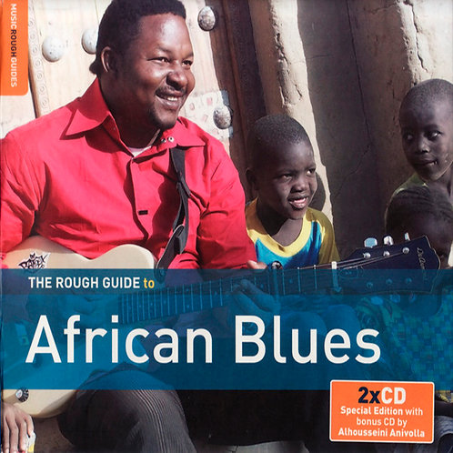 VARIOS 2xCD Rough Guide To African Blues