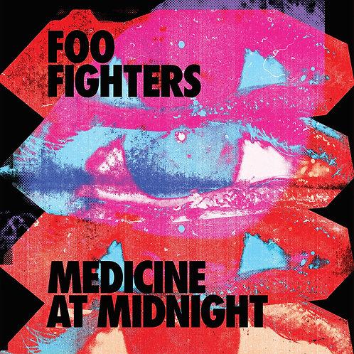 FOO FIGHTERS LP Medicine At Midnight