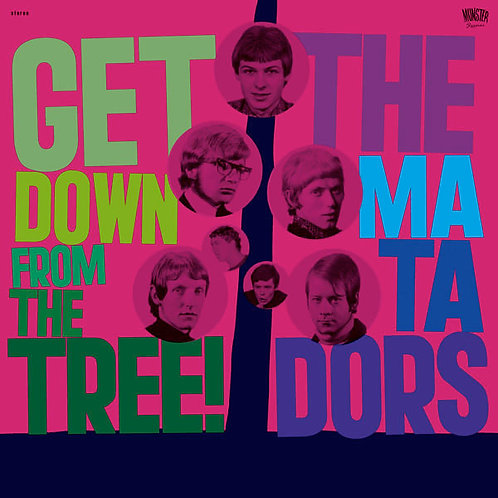THE MATADORS 2xLP Get Down From The Tree!