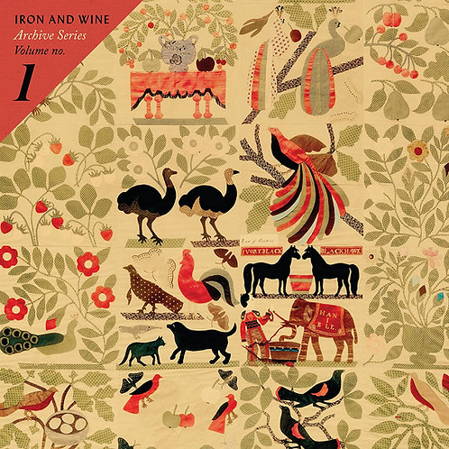 IRON AND WINE LP Archive Series Volume No. 1