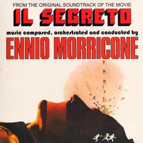 ENNIO MORRICONE LP Il Segreto (Red Coloured Vinyl)