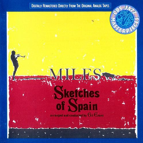 MILES DAVIS CD Sketches Of Spain