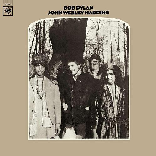 BOB DYLAN LP John Wesley Harding (180 grams audiophile vinyl)