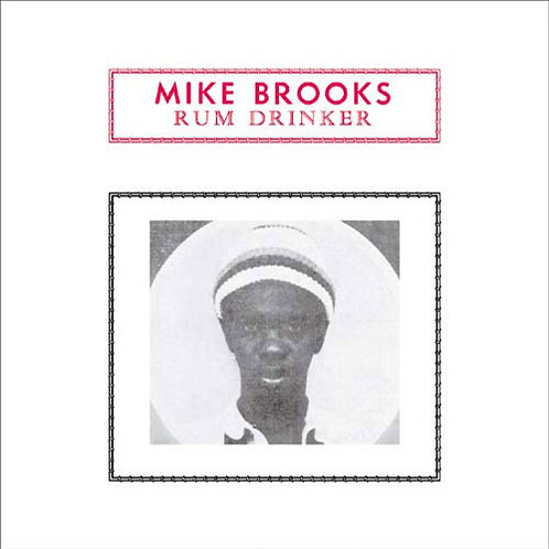 MIKE BROOKS CD Rum Drinker