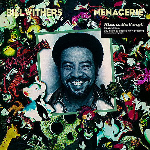 BILL WITHERS LP Menagerie (180 gram audiophile vinyl)