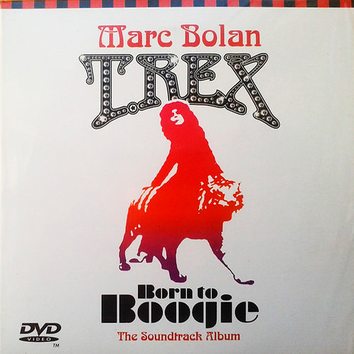 T. REX 2xCD+DVD Born To Boogie (The Soundtrack Album) (Deluxe Edition Digipack)