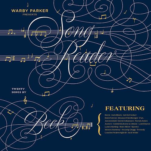 BECK & VARIOUS ARTISTS 2xLP Song Reader (Gatefold Cover)