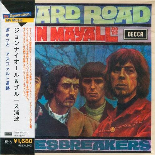 JOHN MAYALL CD A Hard Road (Japan Mini Vinyl)