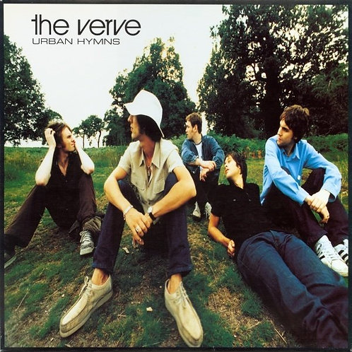 THE VERVE 2xLP Urban Hymns (Remastered)