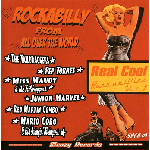 VARIOS CD Rockabilly From All Over The World