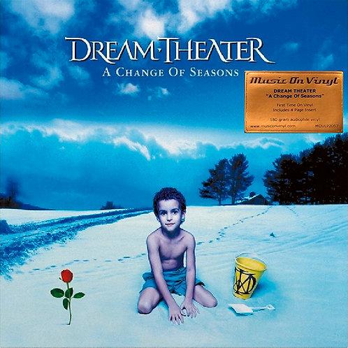 DREAM THEATER 2xLP A Change Of Seasons (180 gram audiophile vinyl)