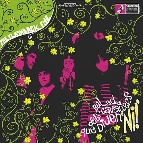 FLASHBACK FIVE LP Balada Dels Cavallers Que Diuen 'Ni!'