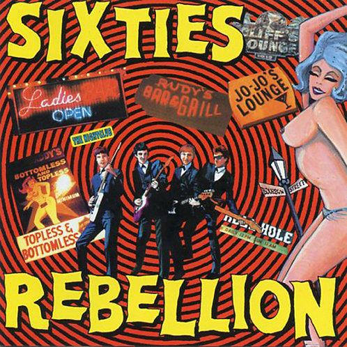 VARIOUS CD Sixties Rebellion 9 The Nightclub