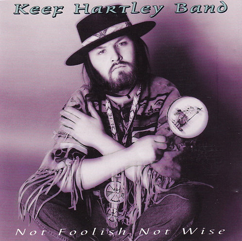 KEEF HARTLEY BAND CD Not Foolish Not Wise