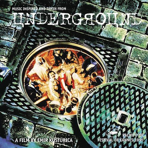 GORAN BREGOVIC CD Music Inspired And Taken From Underground